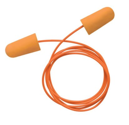 SOFT ORANGE CORDED