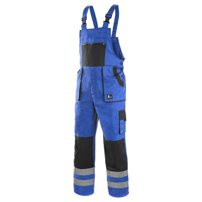 LUXY BRIGHT BLUE BIBPANTS