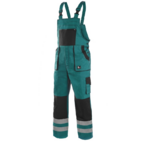LUXY BRIGHT GREEN BIBPANTS