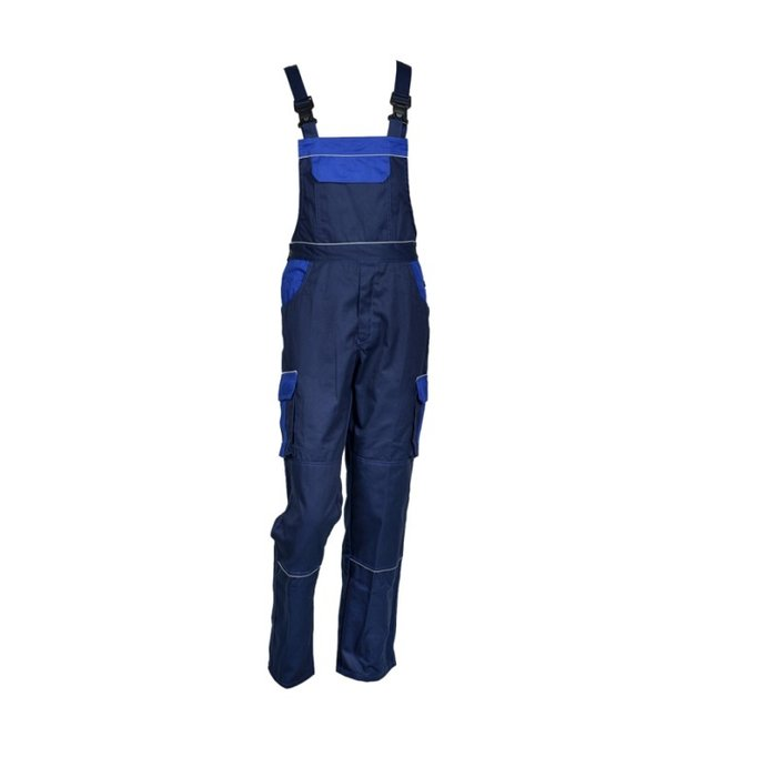 ALEX BLUE BIBPANTS