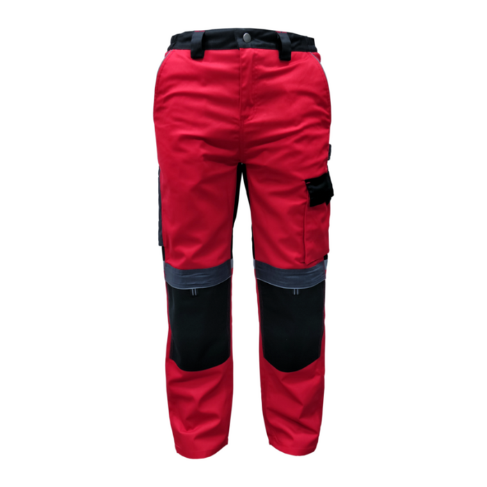 MORRIS RED TROUSERS